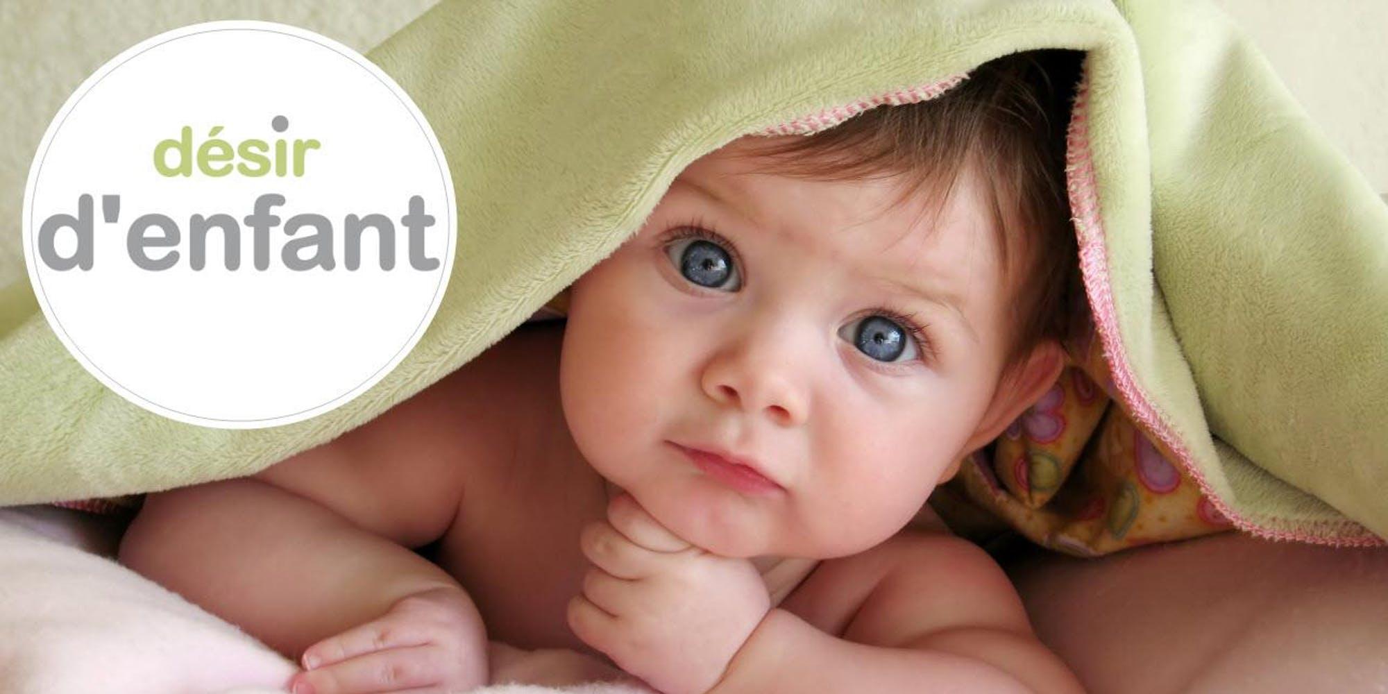"""""""DESIR D'ENFANT"""" les 5 et 6 Septembre 2020"""