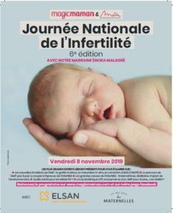 6ème édition Journée de l'Infertilité- Vendredi 8 novembre 2019