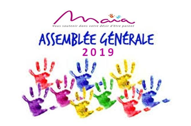 Assemblée Générale Maia et rencontre avec ses cliniques partenaires le dimanche 31 Mars 2019