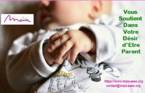Maia organise une rencontre autour de l'infertilité le SAMEDI 9 NOVEMBRE 2019