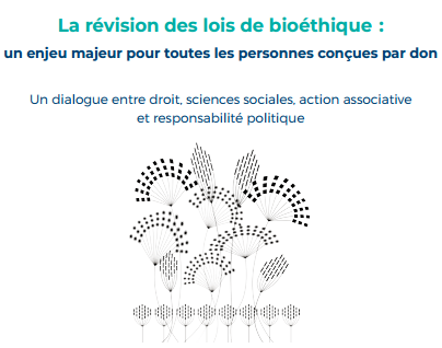 """Colloque """" La Révision des Lois de Bioéthique"""" Samedi 30 Mars 2019- Paris"""