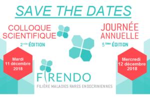 Maia sera en groupe de travail avec FIRENDO (Filière maladies rares endocriniennes) le 12 décembre 2018 @ Hôpital Cochin | Paris | Île-de-France | France