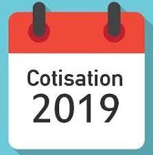 TARIF COTISATION 2019