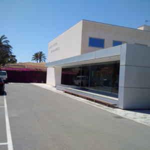 Visite Institut Bernabeu